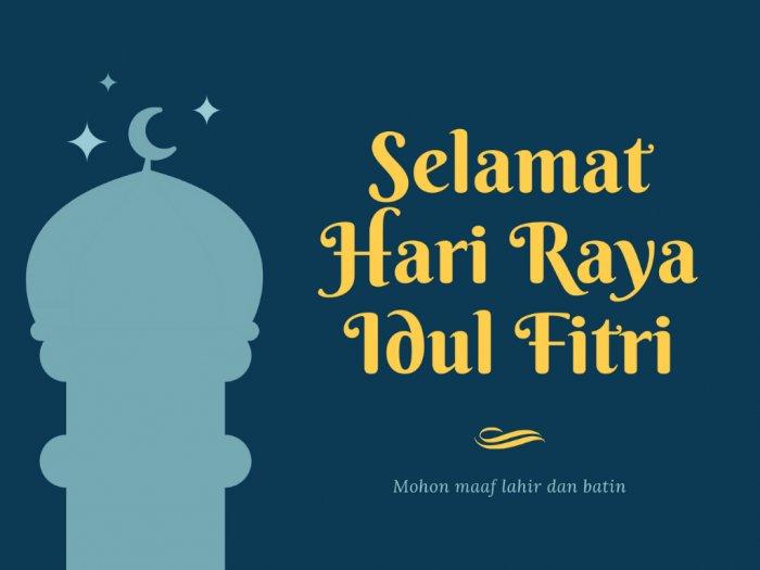 Selamat Idul Fitri 1441 Hijriyah
